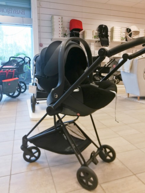 CYBEX MIOS CARSEAT cloud Q