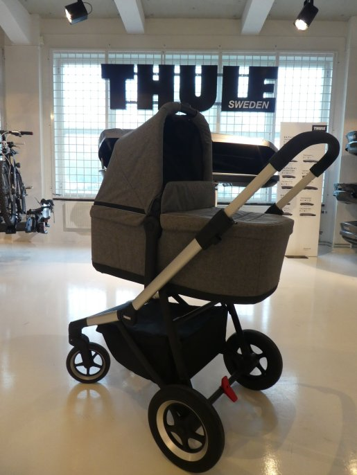 thule sleek liggdel