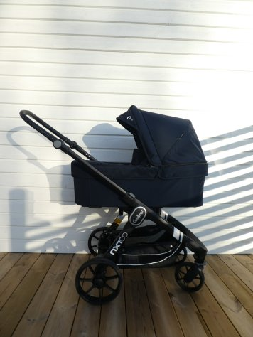 NXT60 carrycot competition navy